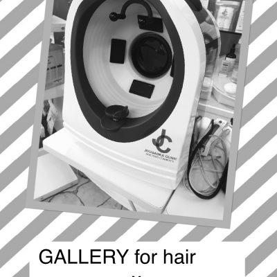 GALLERY for hair x 自由ヶ丘クリニック